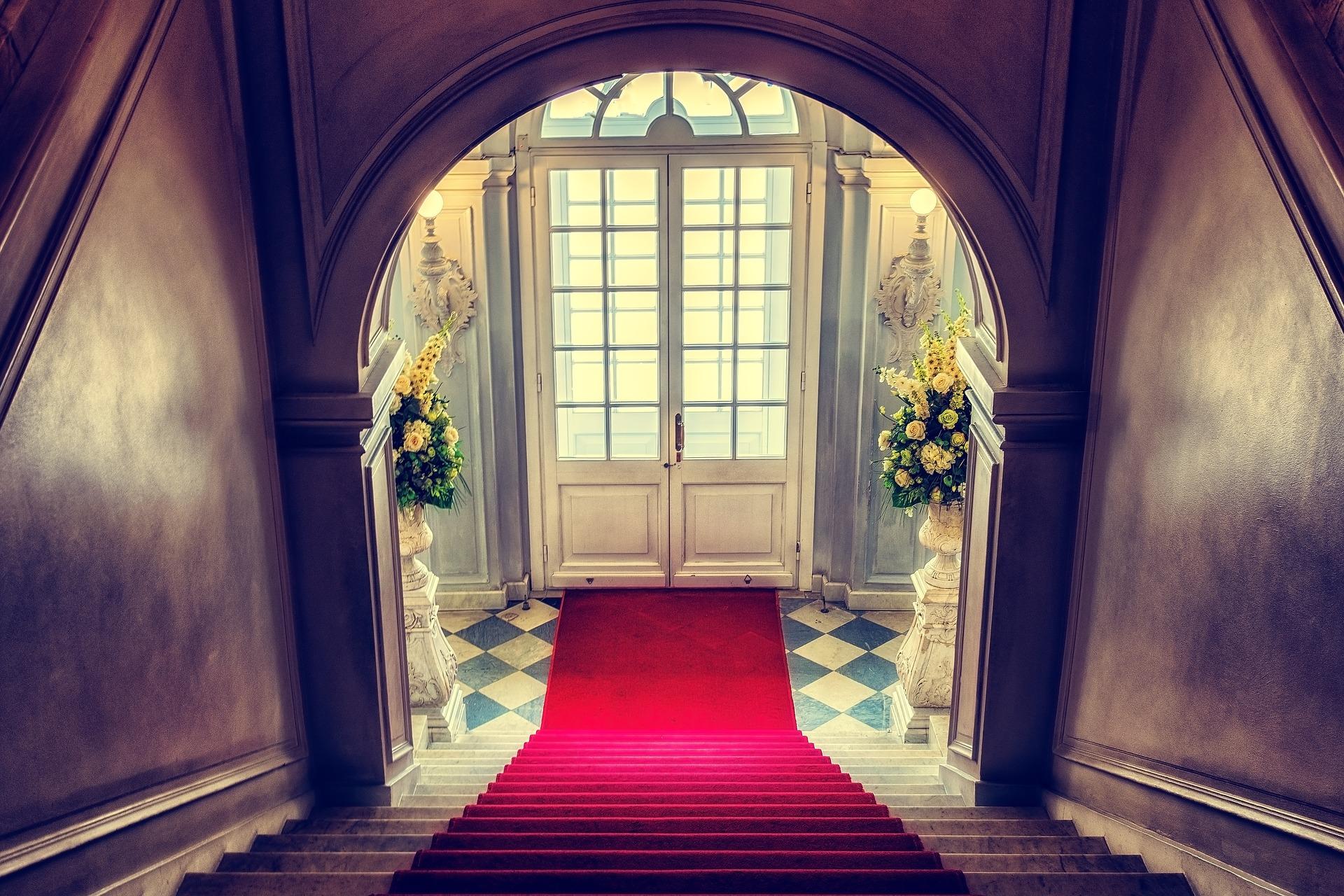 comment décorer une montée d'escalier, architecte intérieur