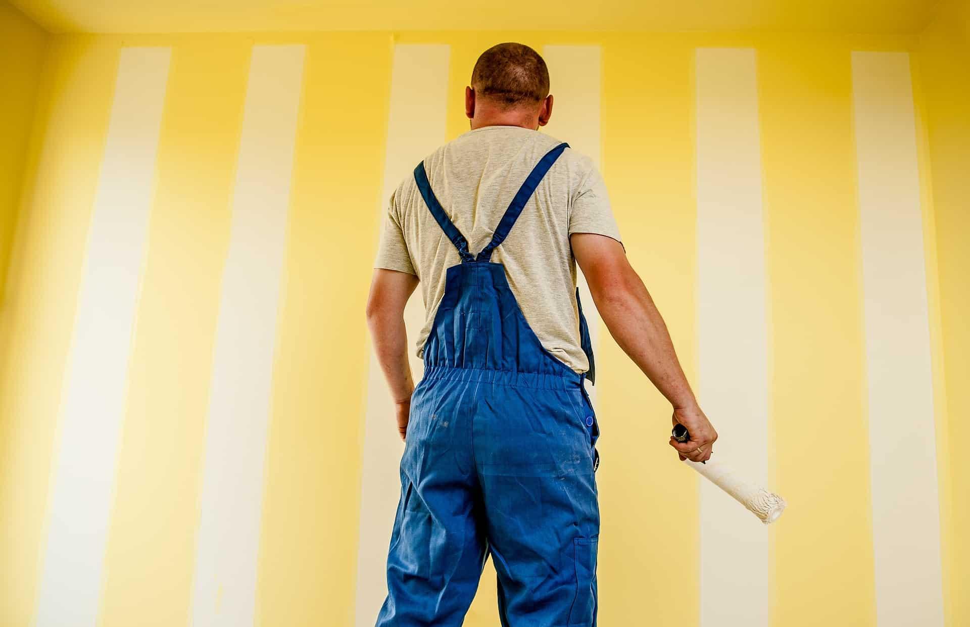 Peindre Les Angles Sans Déborder comment repeindre les murs de sa maison ? - mon pro certifié